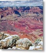 Grand Canyon In Arizona Metal Print