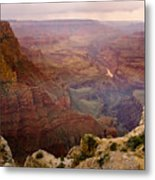 Grand Canyon In The Spring Metal Print