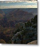 Grand Canyon Monring Metal Print