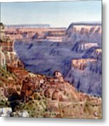 Grand Canyon Morning Metal Print