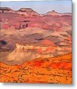 Grand Canyon National Park Summer Metal Print