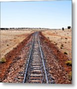 Grand Canyon Railway Metal Print