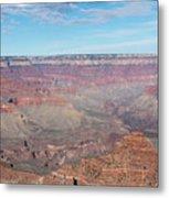 Grand Canyon Selfie Mania Metal Print