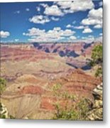 Grand Canyon Vista 14 Metal Print