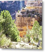 Grand Canyon16 Metal Print