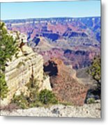 Grand Canyon21 Metal Print