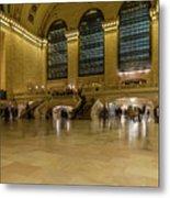 Grand Central Terminal Main Floor Metal Print