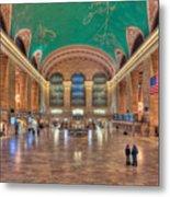 Grand Central Terminal V Metal Print