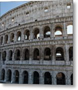 Grand Colosseum Metal Print