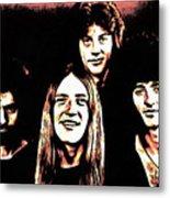 Grand Funk Metal Print
