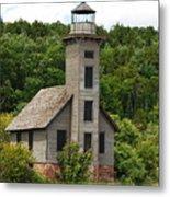 Grand Island Lighthouse Metal Print