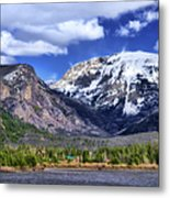 Grand Lake Co Metal Print