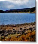 Grand Mesa Lake Metal Print