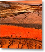 Grand Prismatic Patterns Metal Print