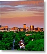 Grand Rapids Mi- 10 The Art Prize Metal Print