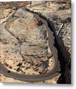 Grand Staircase, Escalante National Monument Metal Print