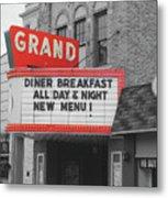 Grand Theatre Metal Print