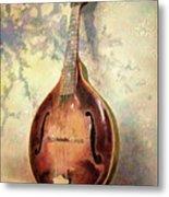 Grandaddy's Mandolin Metal Print