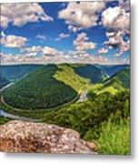 Grandview West Virginia Metal Print