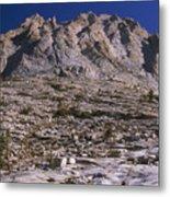Granite Mountain Metal Print