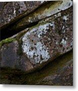 Granite Rock Close Up Metal Print