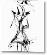 Graphics 1421 Metal Print