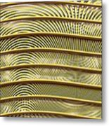 Grate Of Yellow Metal Print
