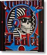 Grateful Dead Berkeley Metal Print