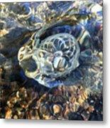 Gravitron Warped One Metal Print
