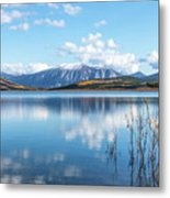 Grayling Bay Metal Print