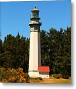 Grays Harbor Light Station Metal Print