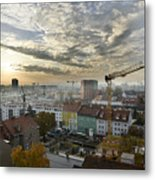 Graz At Work Metal Print