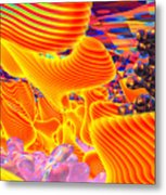 Great Art 3a Metal Print