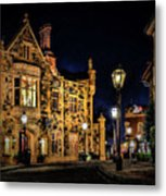 Great Britain World Showcase Epcot Metal Print
