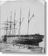 Great Eastern 1858-59 Metal Print