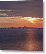 Great Egg Harbor Ocean City New Jersey Metal Print