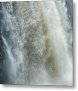 Great Falls Of Paterson Nj Metal Print