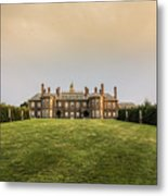 Great House At Castle Hill Metal Print