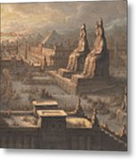 Great Memnonian Metal Print
