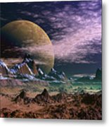 Great Moona. Metal Print