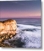 Great Ocean Road Seascape Metal Print