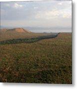 Great Rift Valley, Ethiopia Metal Print