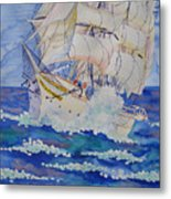 Great Sails.2006 Metal Print