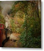 Great Smokey Mountain Railroad Metal Print