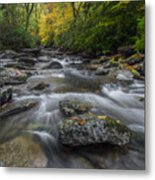 Great Smoky Mountains. Metal Print by Itai Minovitz