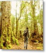 Great Tasmania Short Walks Metal Print