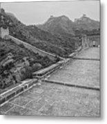 Great Wall 5, Jinshanling, 2016 Metal Print