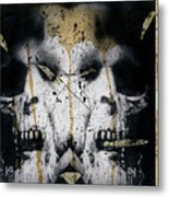 Grebo 02 Metal Print