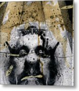Grebo 04 Metal Print by Grebo Gray