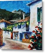 Greece  New Metal Print